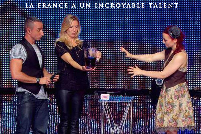 La France a un incroyable talent Elfia