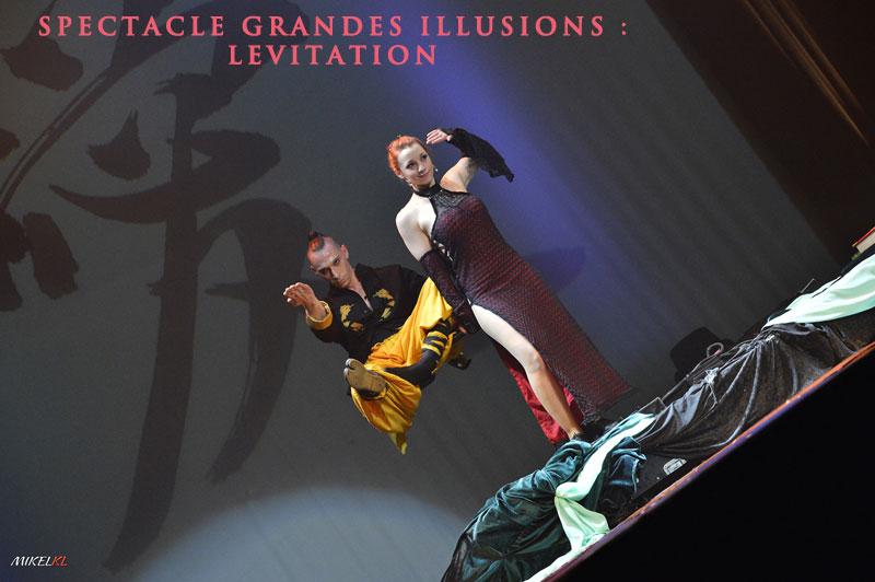 Magicien grandes illusions 93
