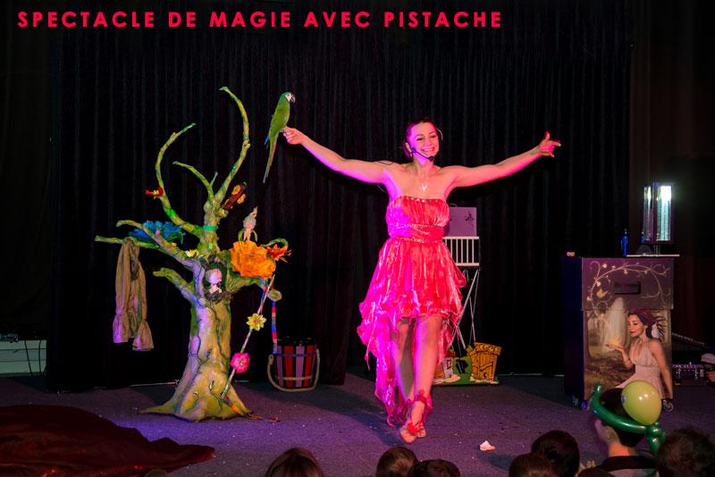 Spectacle de magie pour enfant Paris