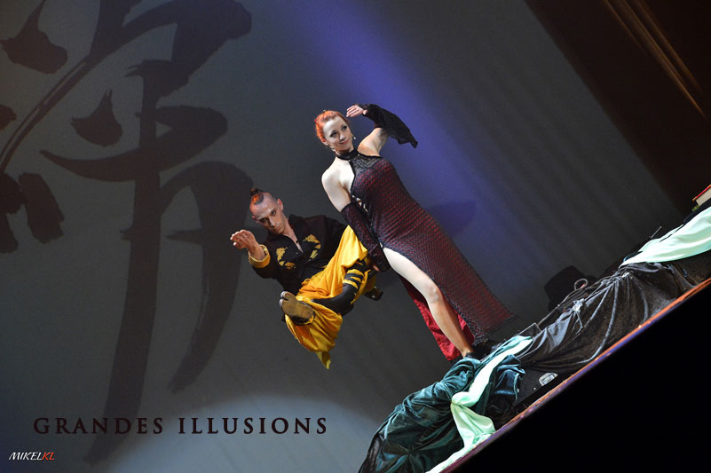 Magie grandes illusions 60 oise