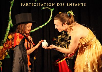 Spectacle de magie enfant 94