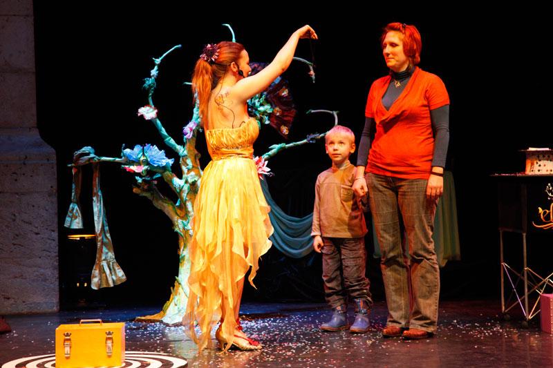 Spectacle de magie enfant Lyon