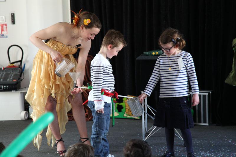 Spectacle de magie pour enfants 60