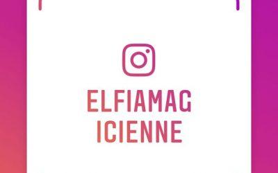Découvrez Elfia sur Instagram