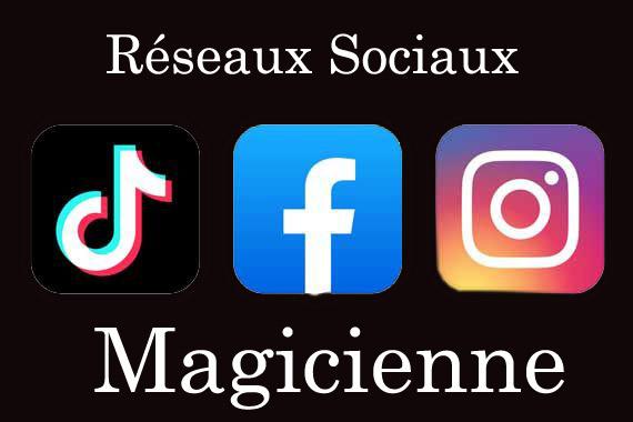 magicien réseaux sociaux